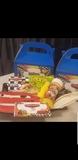 cajas de chuches para invitados - foto