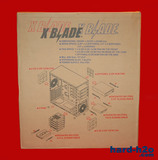 Caja Gaming Ordenador XBLADE Azul Oscuro - foto