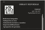 Obras Reformas Rehabilitaciones - foto