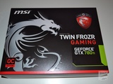GAMA ALTA MSI GTX 780 Ti Gaming 3gb ddr5 - foto