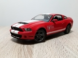 Maqueta Ford Mustang Shelby GT500 2010 - foto