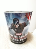 Capitán América cubo d hojalata Original - foto