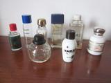 8 miniaturas vacÍas de perfume aÑos 70-8 - foto