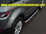 Range Rover evoque estriberas año 2011>> - foto