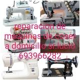 reparación de máquinas de coser Alcorcón - foto