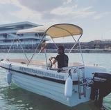 Alquiler barcos sin licencia - foto