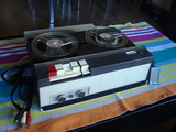 Magnetofono Philips a valvulas - foto
