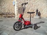 Triciclo electrico - foto
