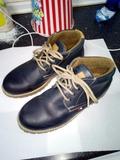 Oferta - botas de piel niÑo talla 40 - foto