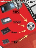 Vhs super8 a digital pasamos - foto
