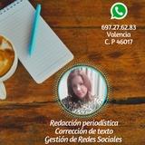 REDACCIÓN DE CONTENIDO Y GESTIÓN DE RRSS - foto