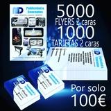 oferta - flyers y tarjetas - foto