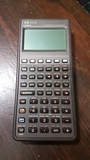 calculadora hp 48sx - foto