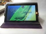 Tablet WORTEX QX 101 negra, sin cargador - foto
