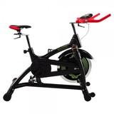 cinta bh y bicicleta spinning - foto