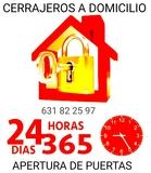 Cerrajero de emergencias a domicilio. - foto