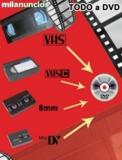 Videos a dvd o usb super8 regular 8mm - foto