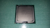 CPU intel core 2 duo 6300 1,86Ghz - foto