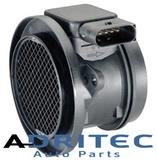 Para Mercedes C180 C200 C230 Sensor Medidor de flujo de aire de masa Kompressor 2710940248