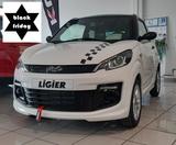 LIGIER - JS50 YOUNG BLACK&WHITE - foto