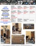 Lote gimnasio precor musculacion - foto