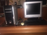 Ordenador sobremesa Packard Bell,320gb. - foto