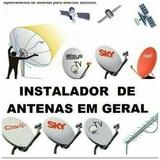 Antenas - Antenista - foto