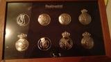 coleccion escudos R.Madrid - foto