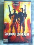 vhs Soldado universal - foto