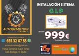 Instalación Kit Autogas GLP 4 Cilindros - foto