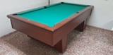 mesa de billar nueva - foto
