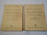 REVÁLIDA DEL MAGISTERIO,  TOMO 3 (1958) - foto
