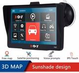 GPS 7 pulgadas,256Mb RAM Europa-Camiones - foto