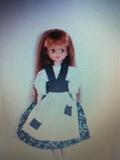vestido cenicienta chabel - foto