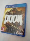 Playstation 4 - Doom   (NUEVO) - foto