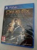 PS4 - Deus Ex Mankind Divided (NUEVO) - foto