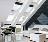 Ventanas de tejado, claraboyas y luceras - foto