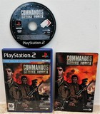 Commandos Strike Force - juego PS2 - foto