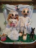 Fofuchas de boda - foto