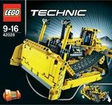 Lego Bulldozer 42028 Technic - foto