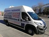 Mudanzas y Portes Barcelona-Madrid - foto