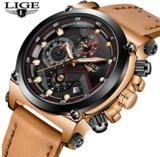 Reloj de cuarzo LIGE - foto