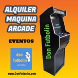 Alquiler Máquina  Arcade en Madrid - foto