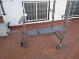 banco de musculacion - foto