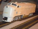 Locomotora diesel renfe ho bachmann - foto