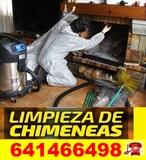 Limpieza y reparaciÓn de chimeneas. - foto