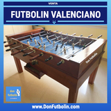 Futbolin valenciano en don fubolin - foto