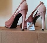 Zapatos de tacÓn maquillaje - foto