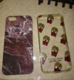 Lote fundas iPhone 5y5s - foto