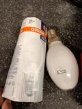 lámparas de vapor de mercurio 125w y250w - foto